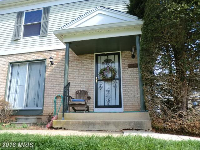 213 Hammershire Road D, Reisterstown, MD 21136 (#BC10219825) :: Bob Lucido Team of Keller Williams Integrity