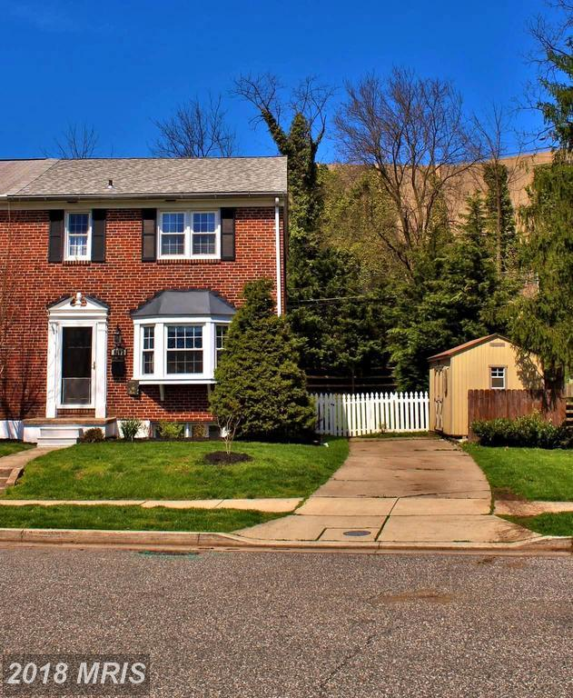 8242 Jeffers Circle, Towson, MD 21204 (#BC10223947) :: Stevenson Residential Group of Keller Williams Excellence