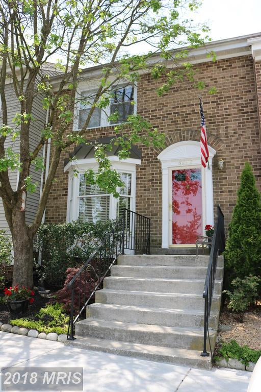 6902 Ten Timbers Lane, Baltimore, MD 21209 (#BC10237216) :: The MD Home Team