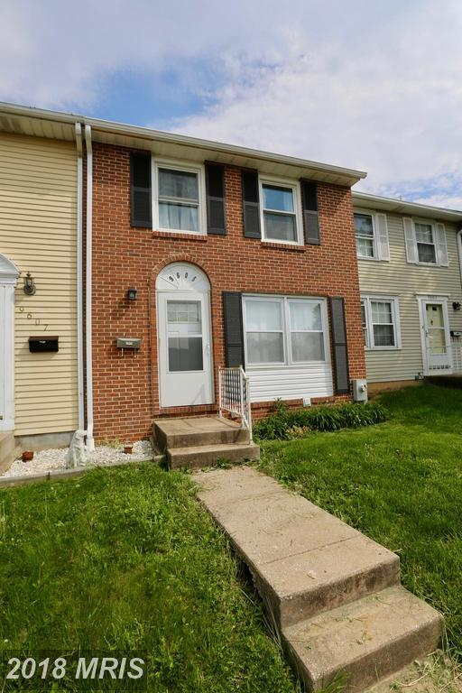 9605 Heathcliffe Drive, Baltimore, MD 21237 (#BC10248230) :: The Riffle Group of Keller Williams Select Realtors