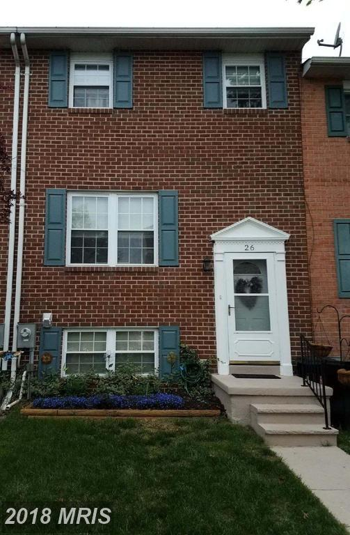 26 Talister Court, Baltimore, MD 21237 (#BC10252873) :: CORE Maryland LLC