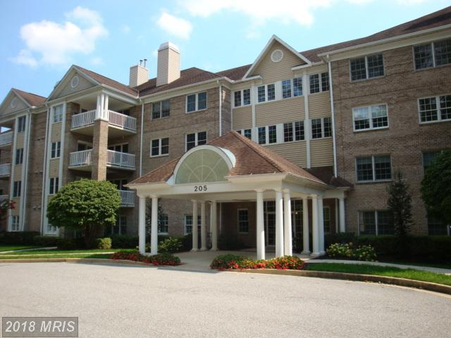 205 Belmont Forest Court #306, Lutherville Timonium, MD 21093 (#BC10267597) :: RE/MAX Executives