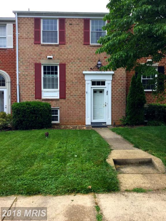28 Arverne Court, Lutherville Timonium, MD 21093 (#BC10279332) :: The Dailey Group