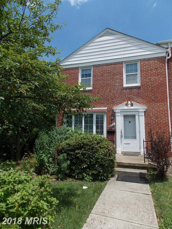 935 Radcliffe Road, Baltimore, MD 21204 (#BC10294785) :: The Sebeck Team of RE/MAX Preferred