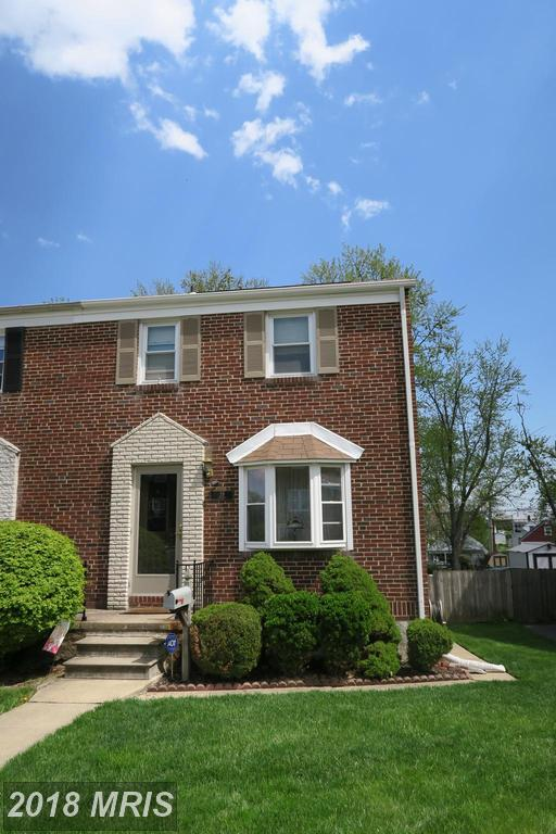 39 Lyndale Avenue, Baltimore, MD 21236 (#BC10298183) :: Advance Realty Bel Air, Inc