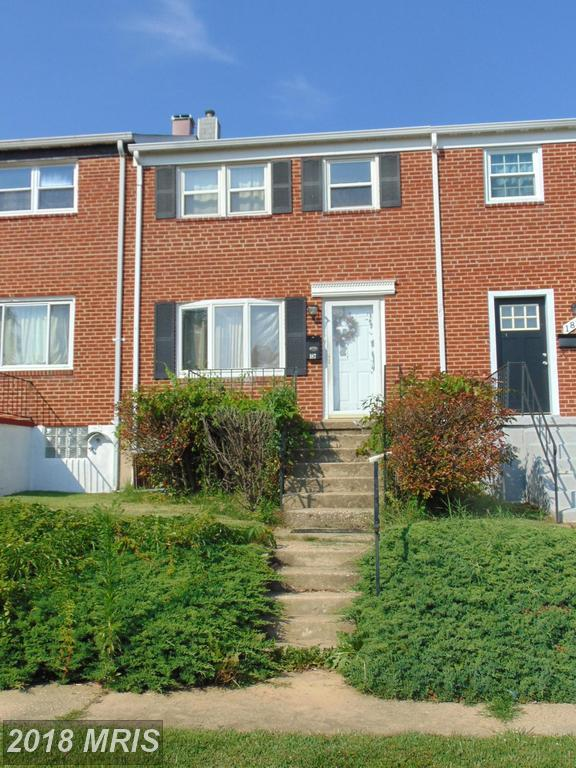 187 Alstun Road, Baltimore, MD 21221 (#BC10302384) :: Bob Lucido Team of Keller Williams Integrity