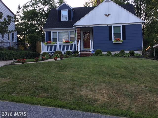 1716 Wentworth Avenue, Baltimore, MD 21234 (#BC10304321) :: Advance Realty Bel Air, Inc