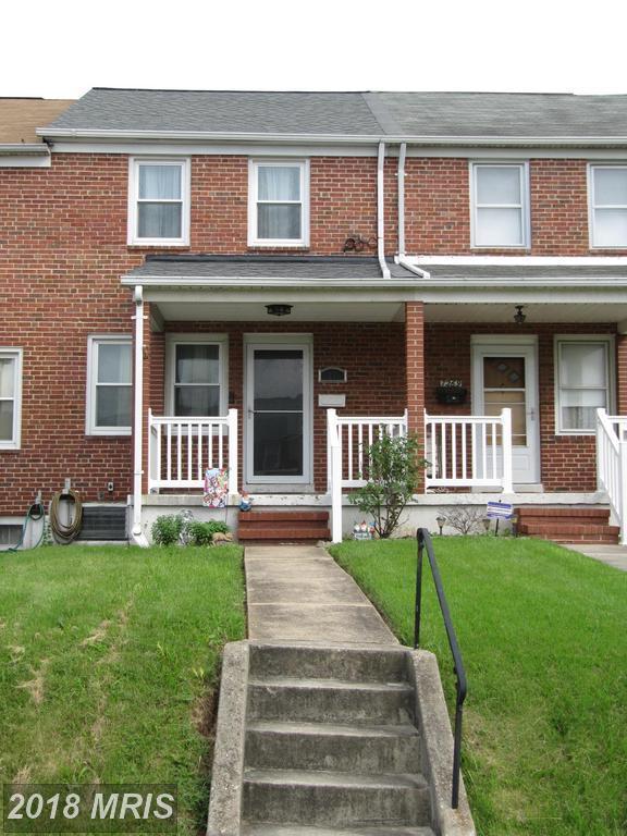 7271 Gough Street, Baltimore, MD 21224 (#BC10320419) :: The Bob & Ronna Group