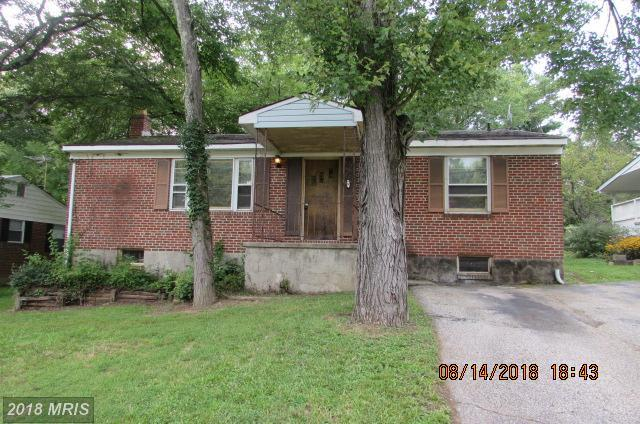 5906 Point Pleasant Road, Baltimore, MD 21206 (#BC10323031) :: The Dailey Group
