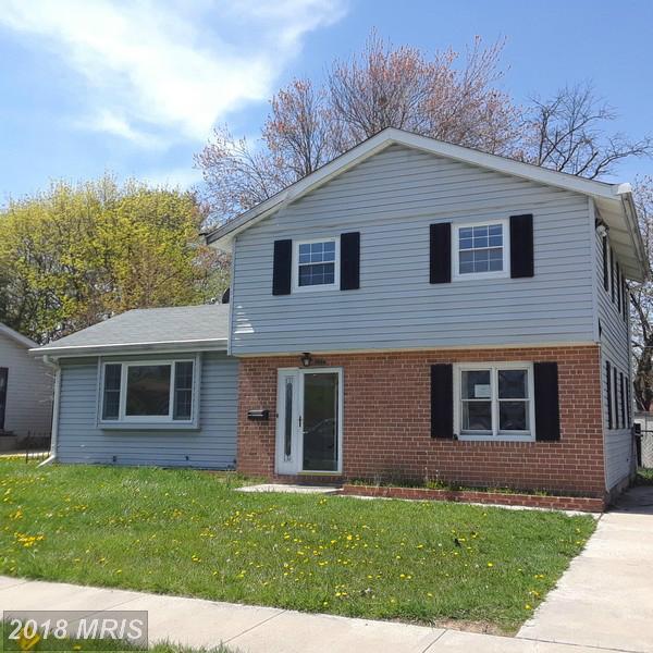 1006 Crosby Road, Catonsville, MD 21228 (#BC10329981) :: Keller Williams Pat Hiban Real Estate Group