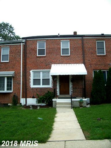 8632 Willow Oak Road, Parkville, MD 21234 (#BC10351567) :: Stevenson Residential Group of Keller Williams Excellence