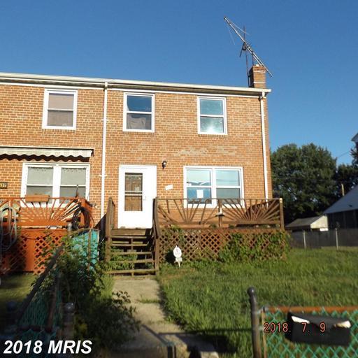 1635 Riverwood Road, Baltimore, MD 21221 (#BC10355259) :: Circadian Realty Group