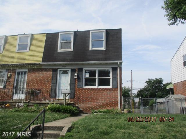 8101 Stratman Road, Baltimore, MD 21222 (#BC9010720) :: The Dailey Group