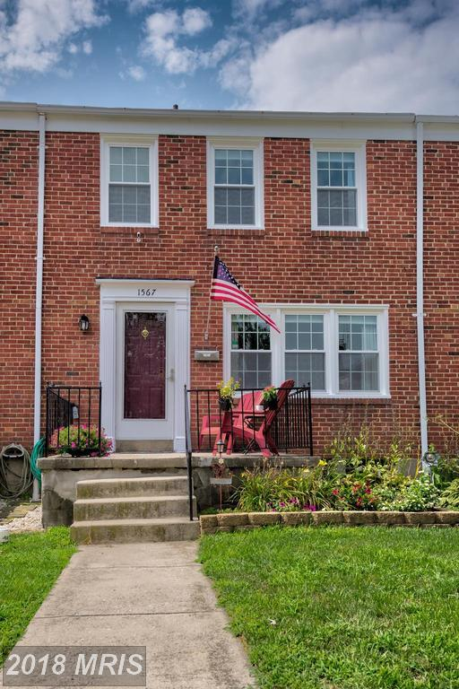 1567 Glen Keith Boulevard, Towson, MD 21286 (#BC9012502) :: The Miller Team