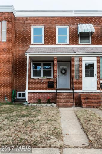 8058 Gray Haven Road, Baltimore, MD 21222 (#BC9826188) :: LoCoMusings