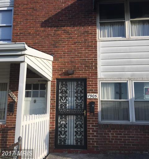 7905 Baltimore Street, Baltimore, MD 21224 (#BC9913704) :: LoCoMusings