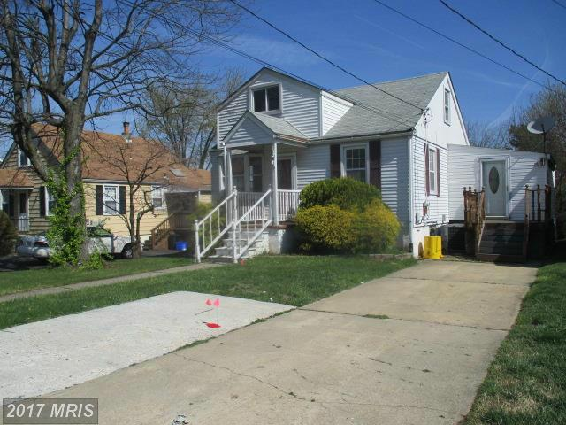 6604 Kenwood Avenue, Baltimore, MD 21237 (#BC9914996) :: LoCoMusings
