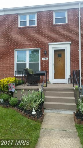 1581 Williams Avenue, Baltimore, MD 21221 (#BC9932484) :: LoCoMusings