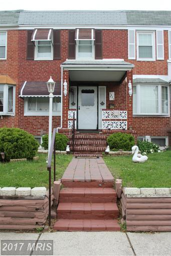 7426 Manchester Road, Baltimore, MD 21222 (#BC9938987) :: Pearson Smith Realty