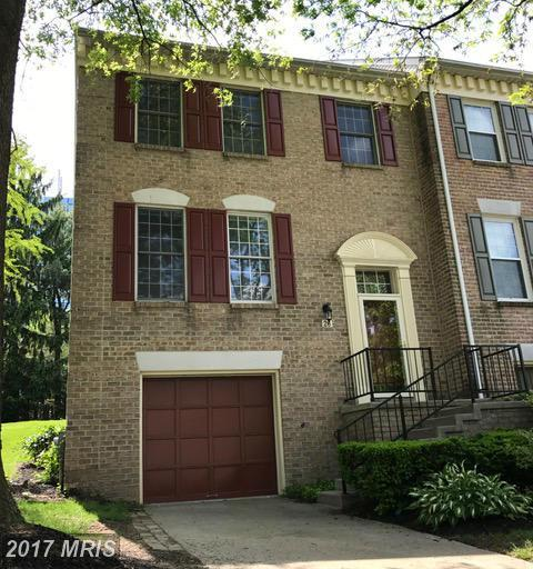 26 Goucher Woods Court, Towson, MD 21286 (#BC9947556) :: LoCoMusings