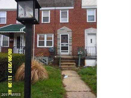 7468 School Avenue, Baltimore, MD 21222 (#BC9954215) :: LoCoMusings