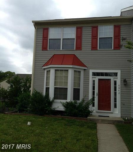 8842 Fox Circle, Perry Hall, MD 21128 (#BC9975515) :: Pearson Smith Realty