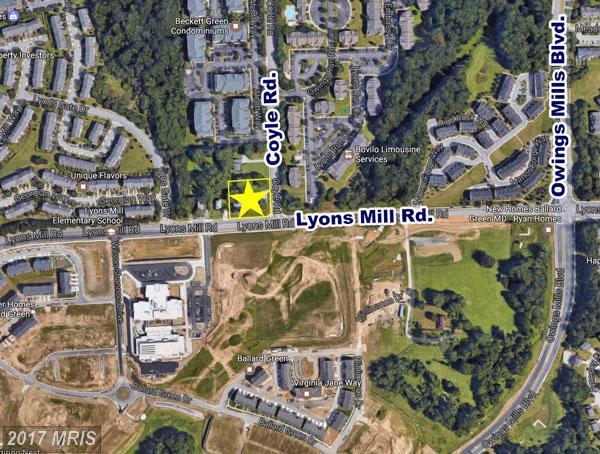 4500 Coyle Road, Owings Mills, MD 21117 (#BC9975941) :: LoCoMusings