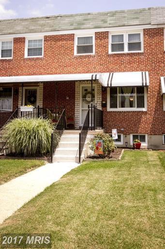 2709 Creston Road, Baltimore, MD 21222 (#BC9978516) :: LoCoMusings