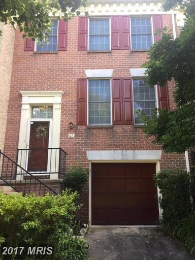 43 Goucher Woods Court, Baltimore, MD 21286 (#BC9987313) :: LoCoMusings