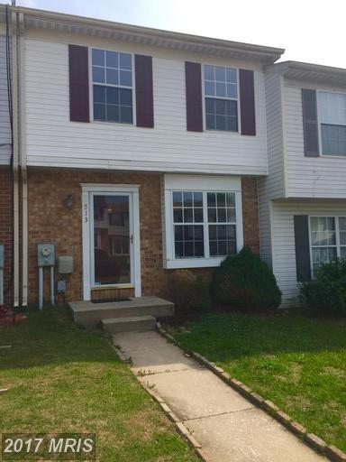 513 Gloucester Court, Middle River, MD 21220 (#BC9987476) :: RE/MAX One
