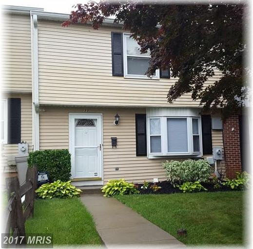 33 Bonbon Court, Reisterstown, MD 21136 (#BC9988559) :: The Dailey Group