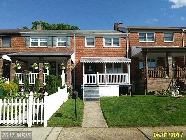 1529 Hopewell Avenue, Baltimore, MD 21221 (#BC9988930) :: LoCoMusings