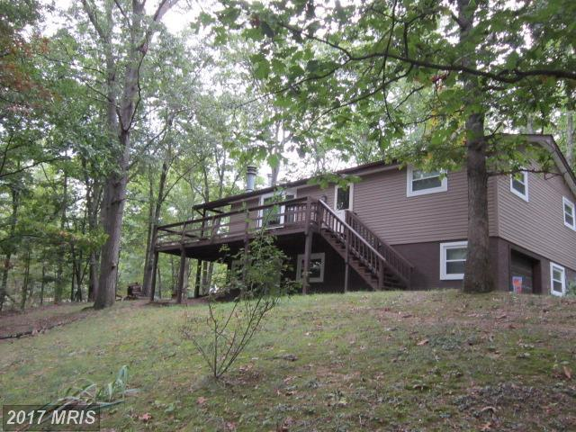411 Huckelberry Lane, Gerrardstown, WV 25420 (#BE10057434) :: Pearson Smith Realty