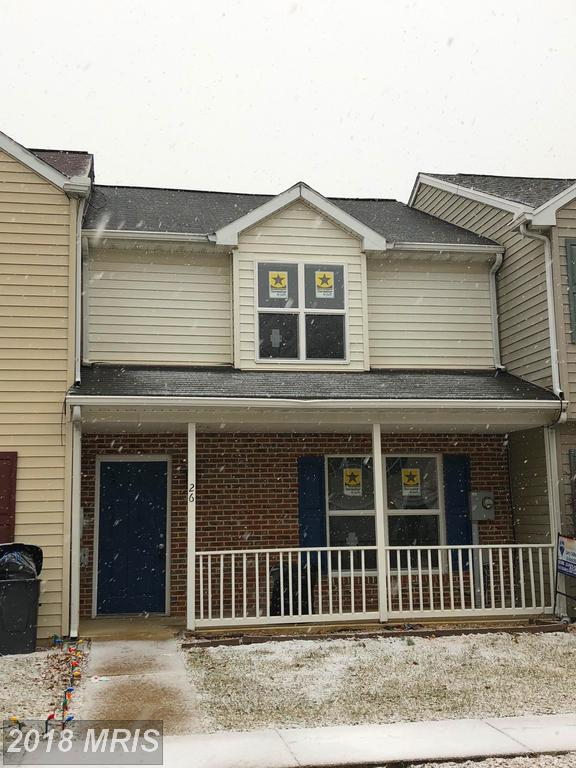 26 Morning Star Drive, Hedgesville, WV 25427 (#BE10135937) :: Pearson Smith Realty