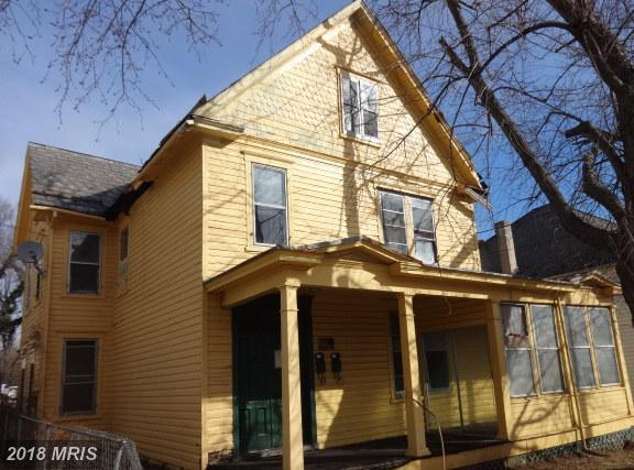 806 King Street, Martinsburg, WV 25401 (#BE10138627) :: Pearson Smith Realty