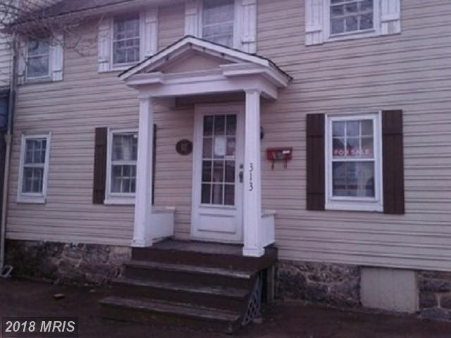 313 John Street W, Martinsburg, WV 25401 (#BE10161983) :: Hill Crest Realty