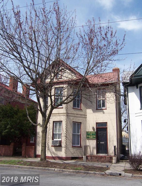 306 Burke Street W, Martinsburg, WV 25401 (#BE10209563) :: Browning Homes Group