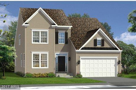 0 Fitzgerald Street Tulane 2 Plan, Gerrardstown, WV 25420 (#BE9995595) :: Pearson Smith Realty