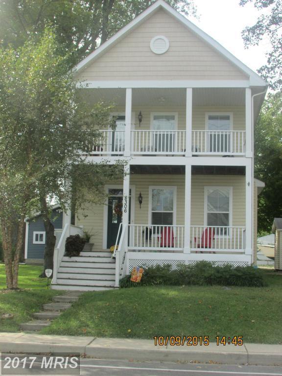 8306 Bayside Road, Chesapeake Beach, MD 20732 (#CA10016420) :: Pearson Smith Realty