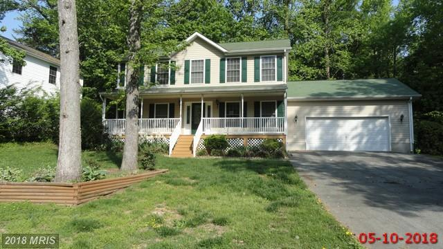 1490 Ash Road, Saint Leonard, MD 20685 (#CA10244196) :: Gail Nyman Group