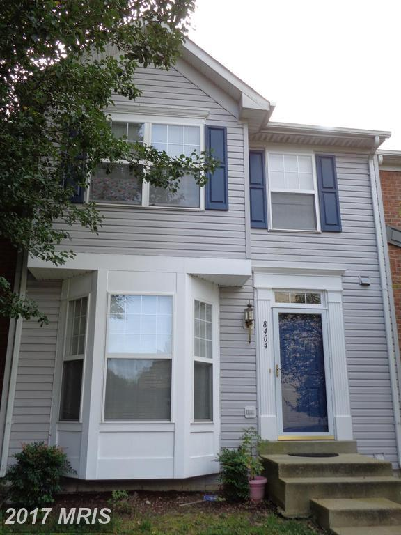 8404 Gauntlet Place, White Plains, MD 20695 (#CH10060297) :: LoCoMusings