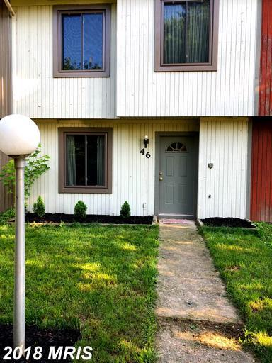 46 Keepsake Place, Waldorf, MD 20602 (#CH10350587) :: The Maryland Group of Long & Foster