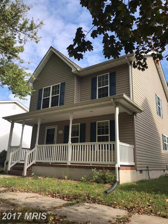 204 Maryland Avenue, Ridgely, MD 21660 (#CM10088636) :: Pearson Smith Realty