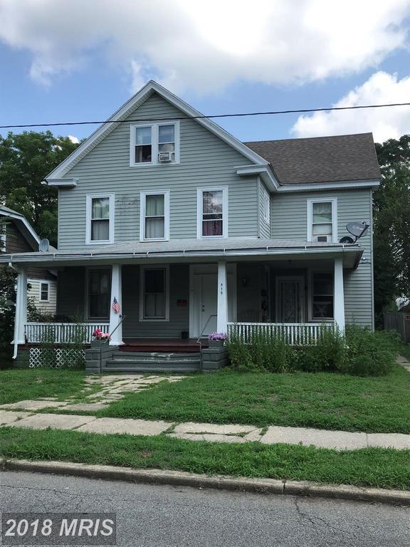 519 Market Street, Denton, MD 21629 (#CM10311611) :: Bob Lucido Team of Keller Williams Integrity