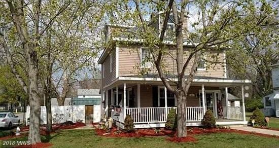 201 Church Street, Greensboro, MD 21639 (#CM10348512) :: Bob Lucido Team of Keller Williams Integrity