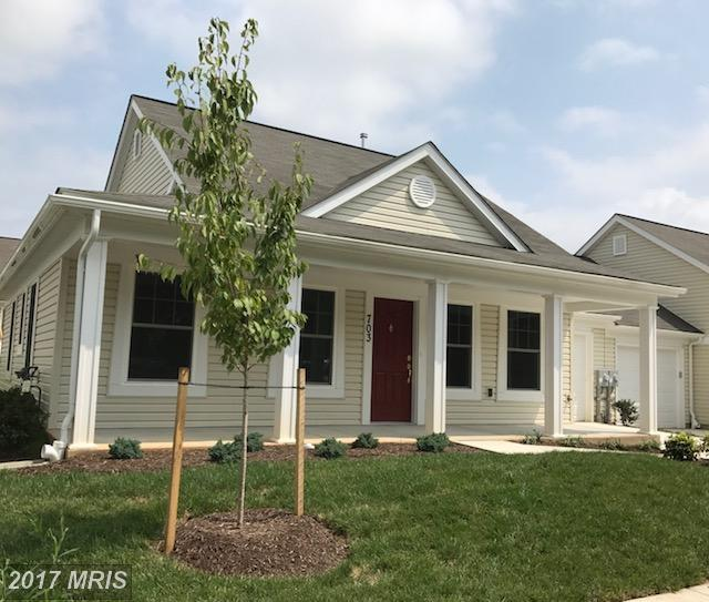 703 Barker Boulevard, Mount Airy, MD 21771 (#CR10059860) :: Ultimate Selling Team