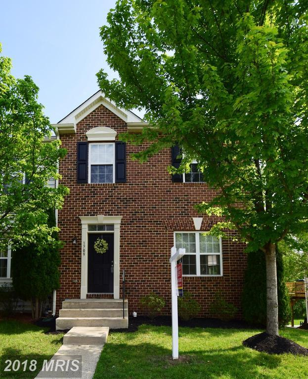 1709 Trestle Street, Mount Airy, MD 21771 (#CR10238553) :: The Sebeck Team of RE/MAX Preferred