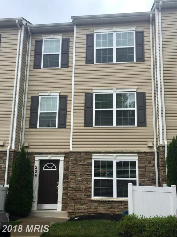 1917 Lennox Drive #206, Eldersburg, MD 21784 (#CR10273392) :: Provident Real Estate