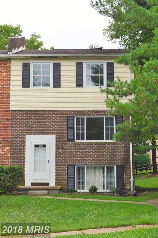 11 Middle Grove Court W, Westminster, MD 21157 (#CR10309074) :: Bob Lucido Team of Keller Williams Integrity