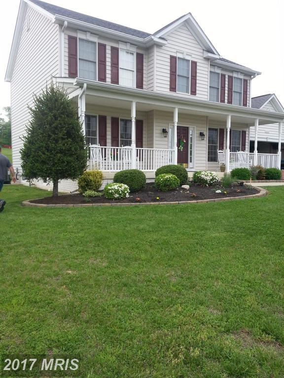 12517 Sherwood Forest Drive, Culpeper, VA 22701 (#CU10016398) :: Pearson Smith Realty